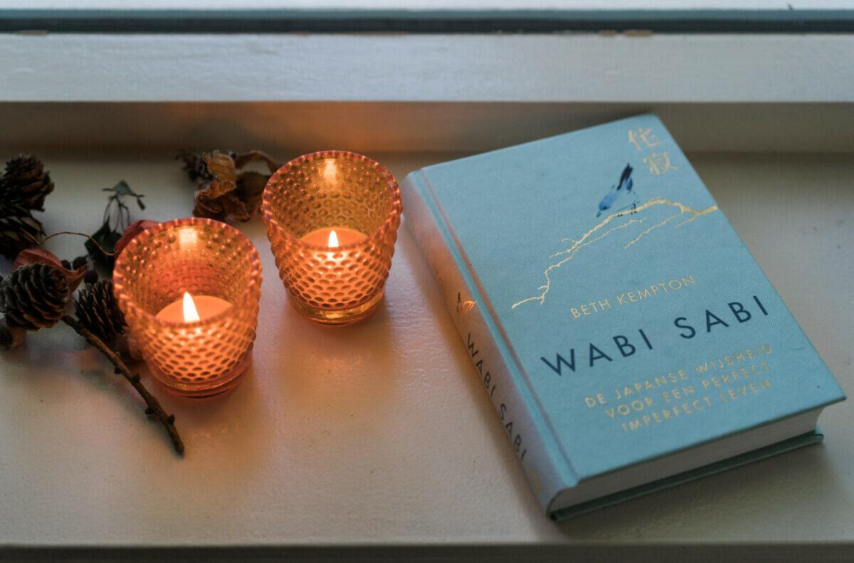Boekje overbetekenis Wabi Sabi